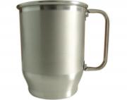 Caneca de Alumínio 500 ml - Personalizada