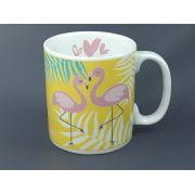 Caneca Flamingo 1  325 ml