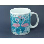 Caneca Flamingo 2  325 ml
