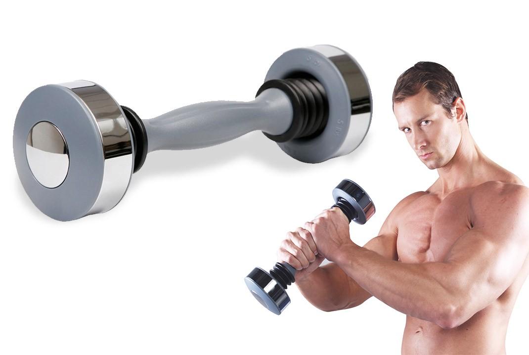 Aparelho Ginastica Musculação Shake Weight Exercicio Peso (bsl-23521-3) -  Ideal Importados dc3463a456aba