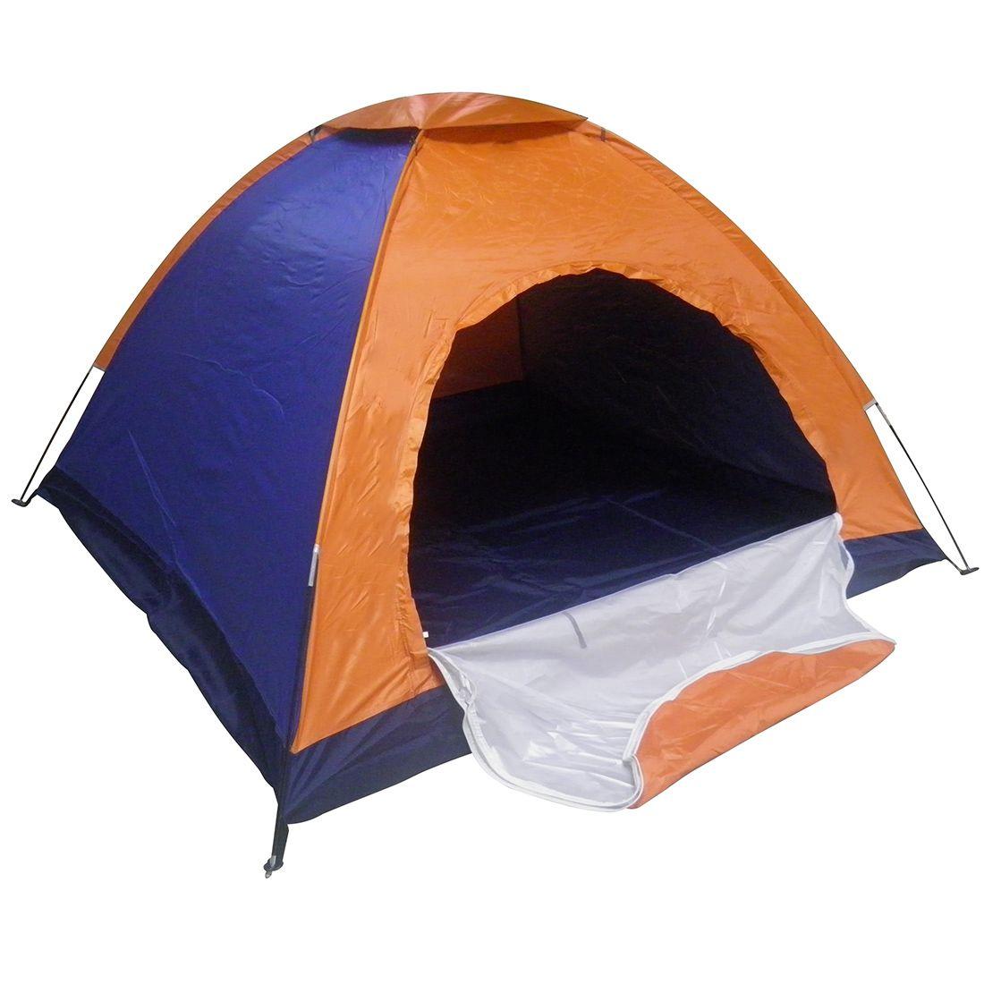 Barraca de Camping 4 Pessoas Acampamento 2 metros Ferias Viagem