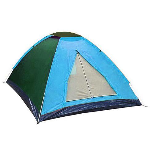 Barraca de Camping Acampamento 3 Pessoas Cores Viagem Iglu Trilha