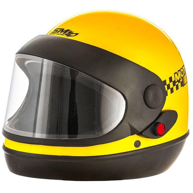 Capacete Fechado Moto Taxi Sport Viseira Automatico Pro Tork Motoboy -  Ideal Importados 9a34cba0aa0