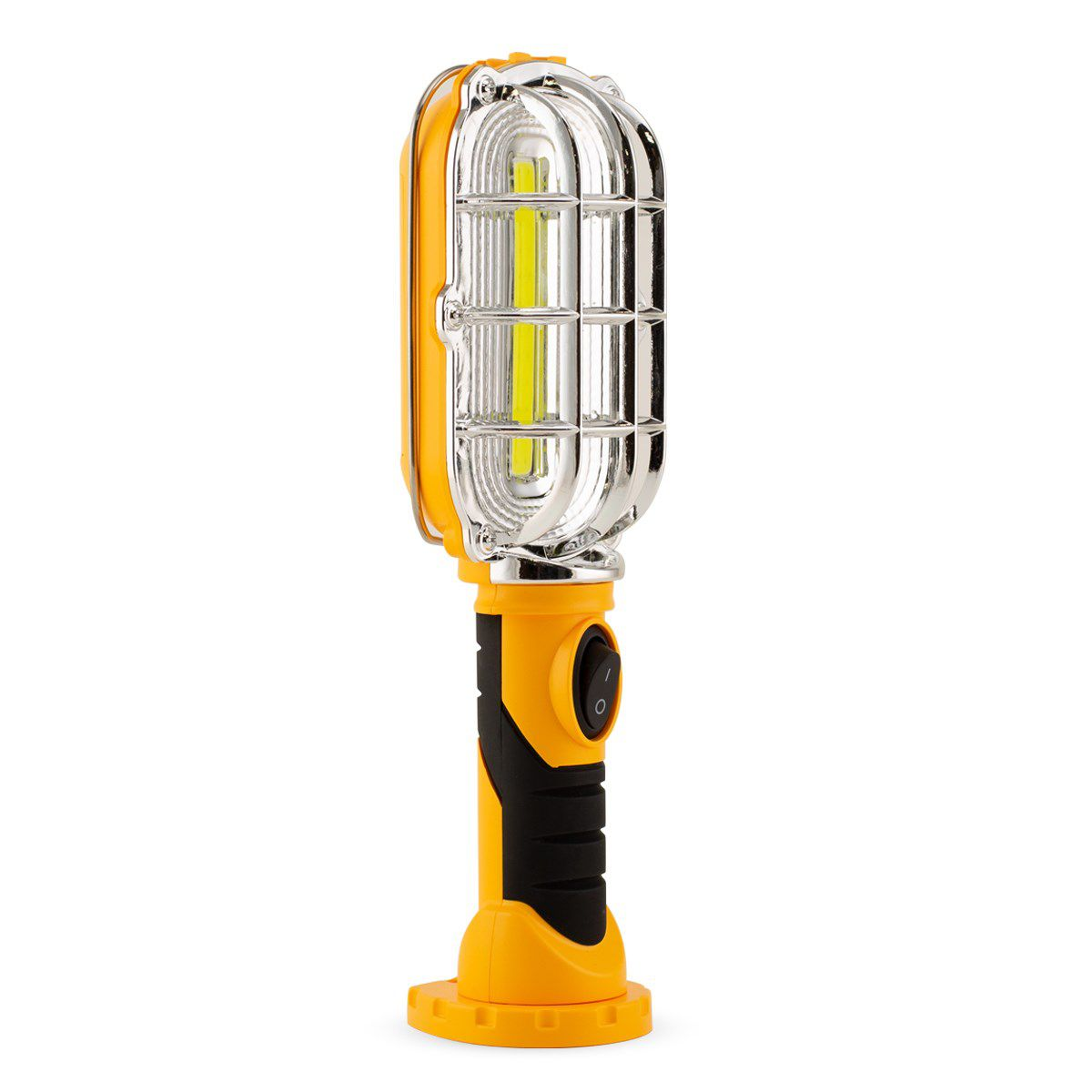 Lanterna Emergencia Carro Mecanico Veicular Luminaria Led Portatil