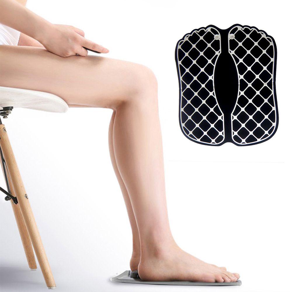Massageador Eletrico Pernas Pes Estimulador Muscular Relaxa Tira Dor Fisioterapia