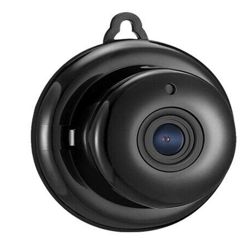 Mini Câmera Ip Wifi Celular Grava Acesso Remoto Detecção Movimento