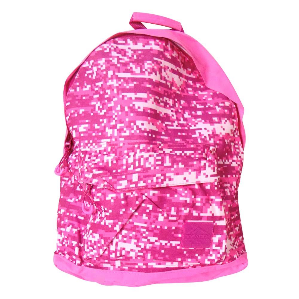 3f7b89c80 Mochila Feminina Escolar Infantil Juvenil Estampada Rosa (JA90513) - Ideal  Importados