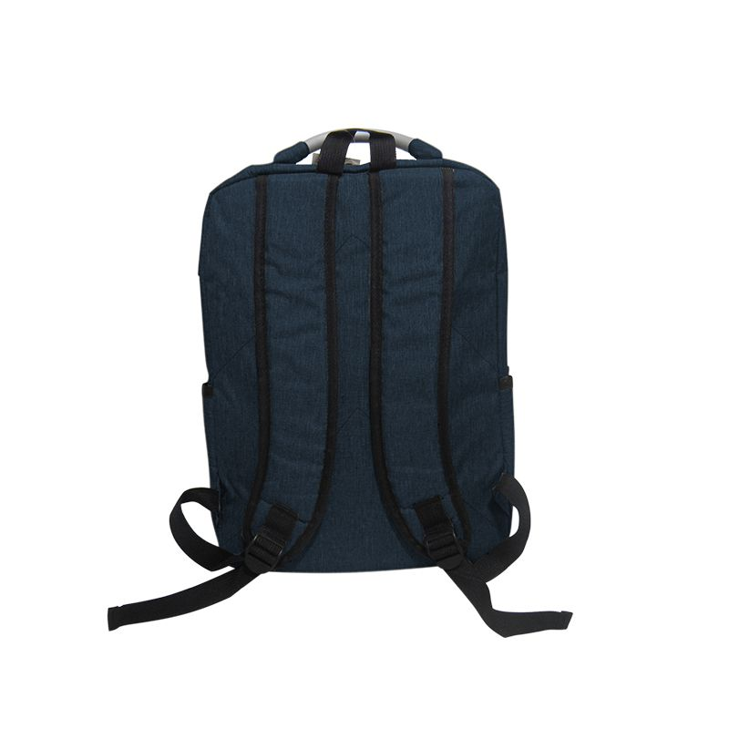 Mochila Notebook USB Masc Fem Ajustavel Anti-Roubo Furto