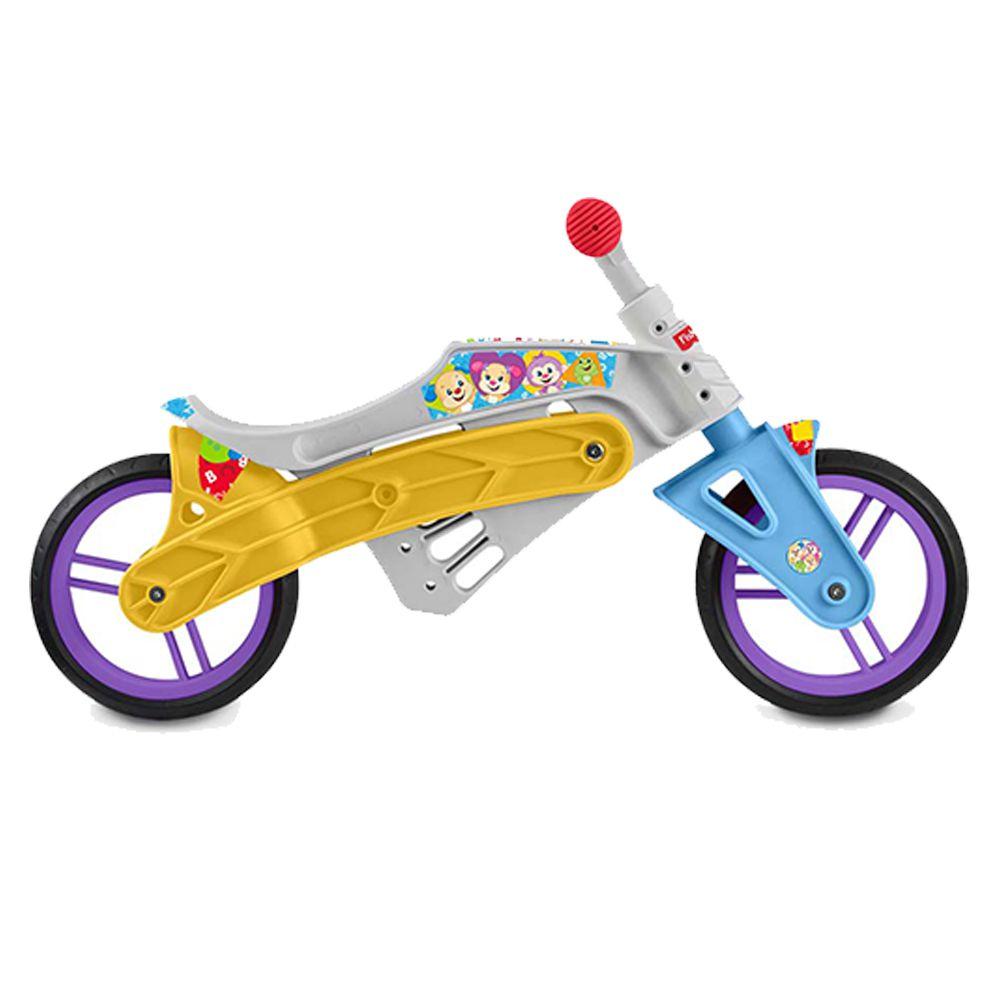 Patinete Bicicleta De Equilibrio Educacional Infantil 2 Em 1 Criança