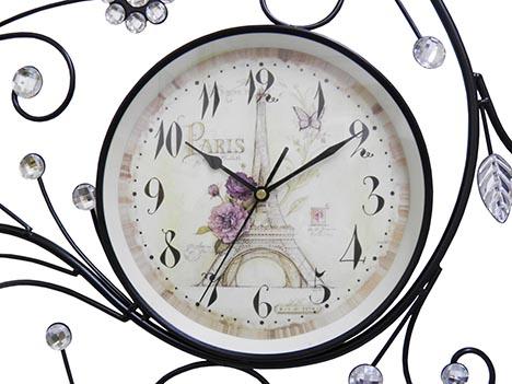 69ec05a2e5c Relogio De Parede Vintage Paris Retro Grande Para Decoracao (Braslu   REL-17) - Ideal Importados