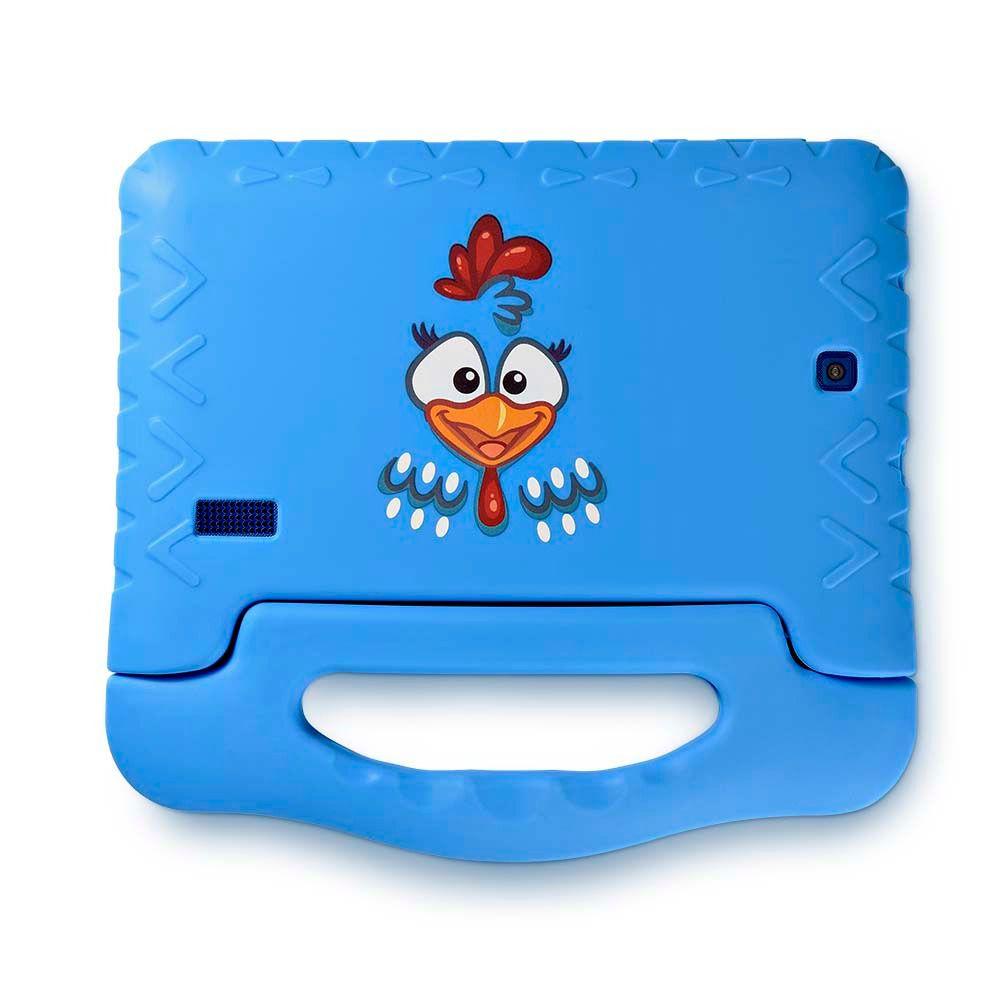 Tablet Infantil Galinha Pintadinha 7 Pol 1gb Ram Quad Core Android 7.0 8gb Wifi Crianca (NB282)