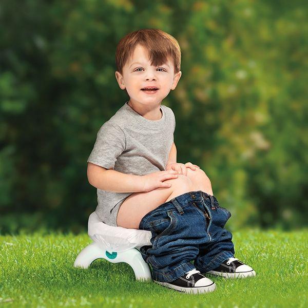 Troninho 2 em 1 Redutor de Assento Criança Privadinha Bebe Penico Portatil Infantil