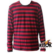 Camiseta Freddy Krueger - Adulto