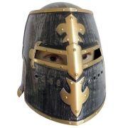 Capacete Medieval Guerreiro Templário