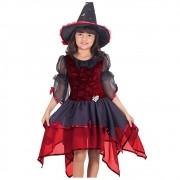 Fantasia Bruxa Melaine Infantil