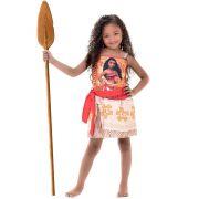 Fantasia Moana Personagem - Infantil