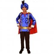 Fantasia Príncipe Encantado Infantil