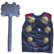 Fantasia Trovão Thor Infantil