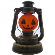 Lampião Halloween Eletrônico Pequeno