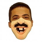 Máscara Banguela Meia Máscara