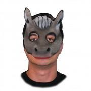 Máscara Burrinho Meia Máscara