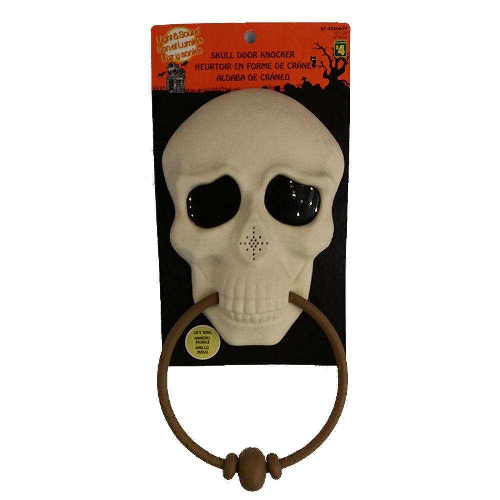 Batedor de Porta Crânio Eletrônico