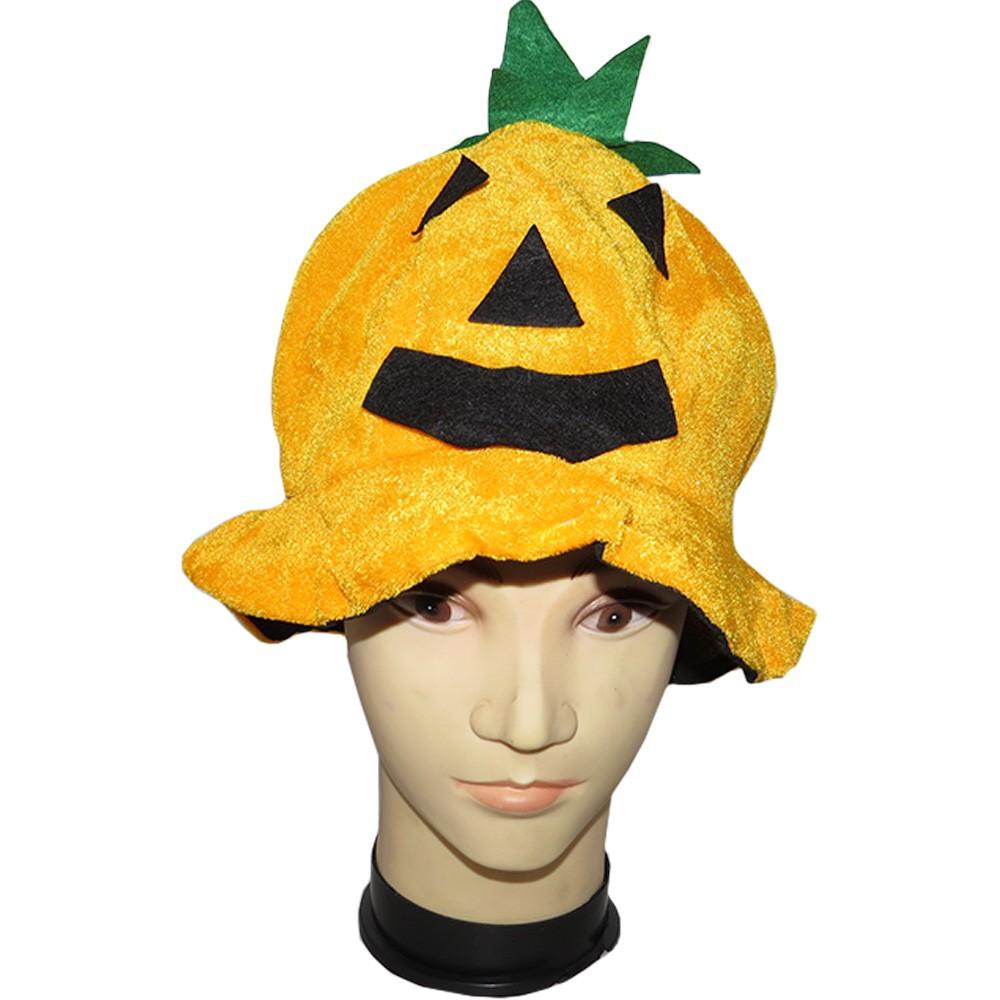 Chapéu Abobora Halloween