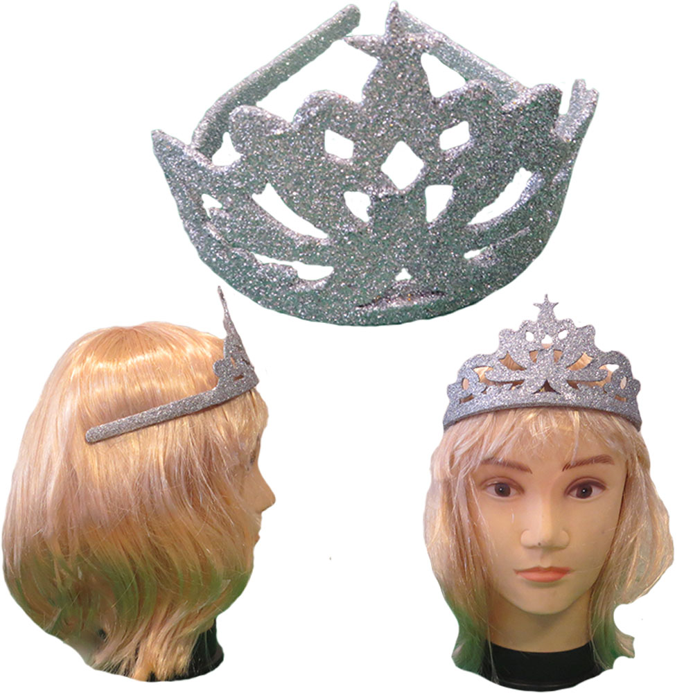 Coroa Princesa Glitter