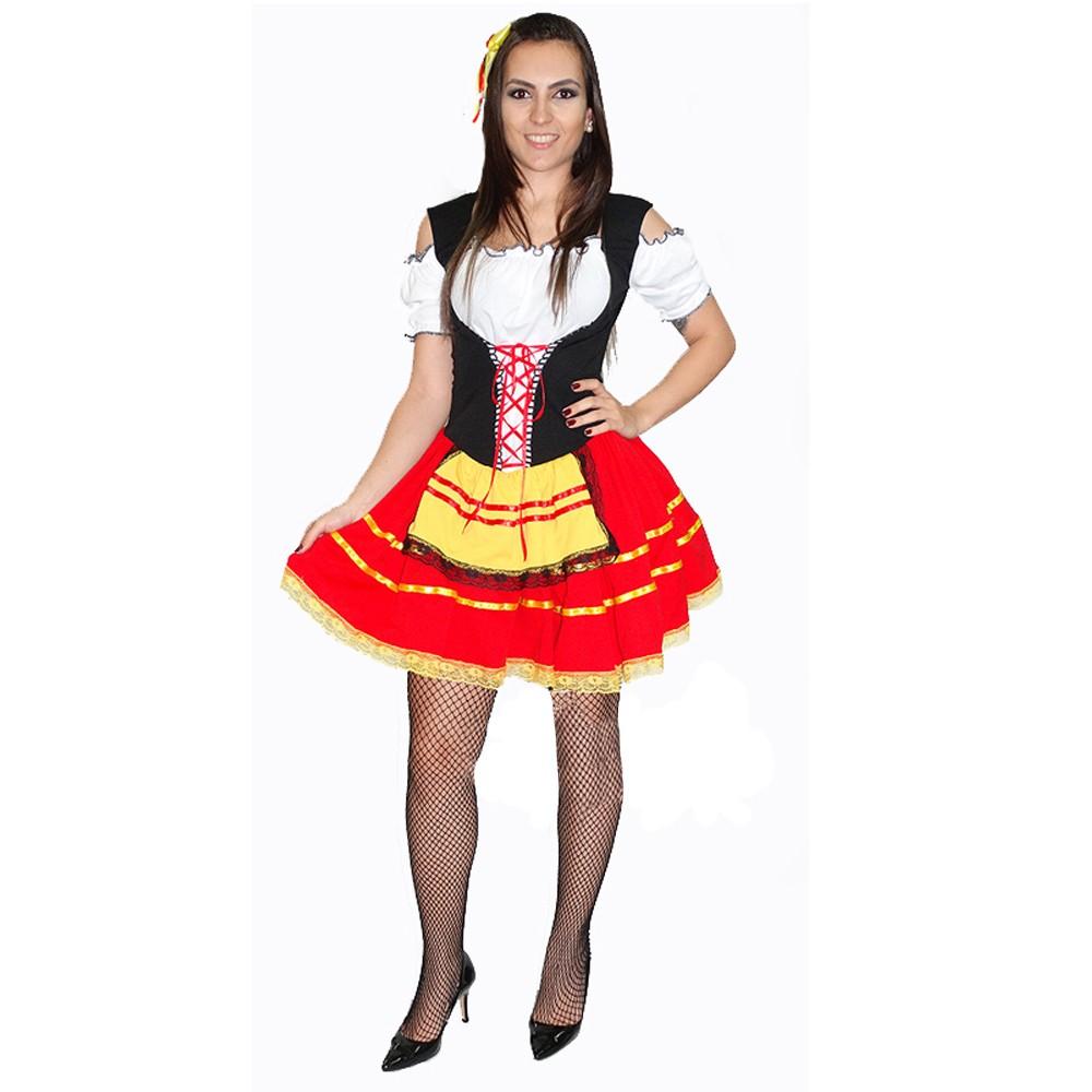 Fantasia Alemã Adulto