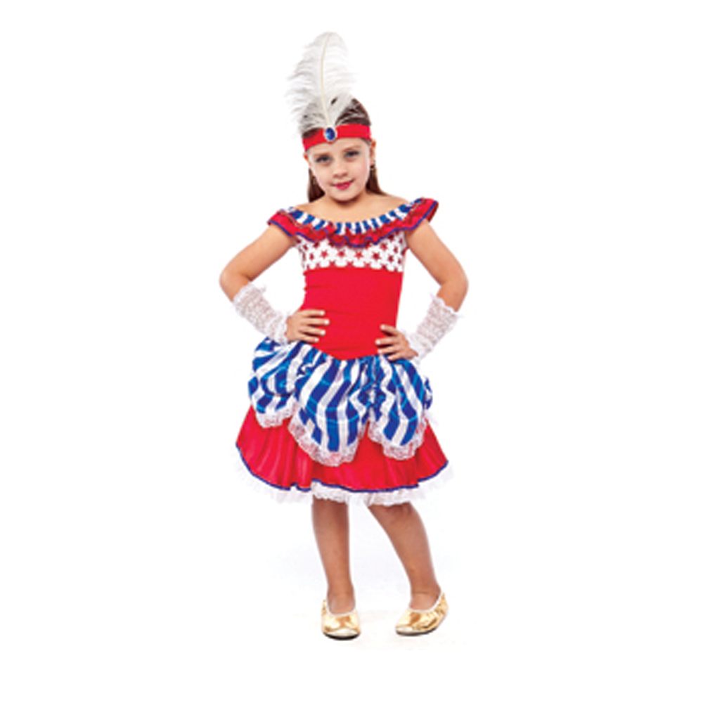 Fantasia Americana - Infantil