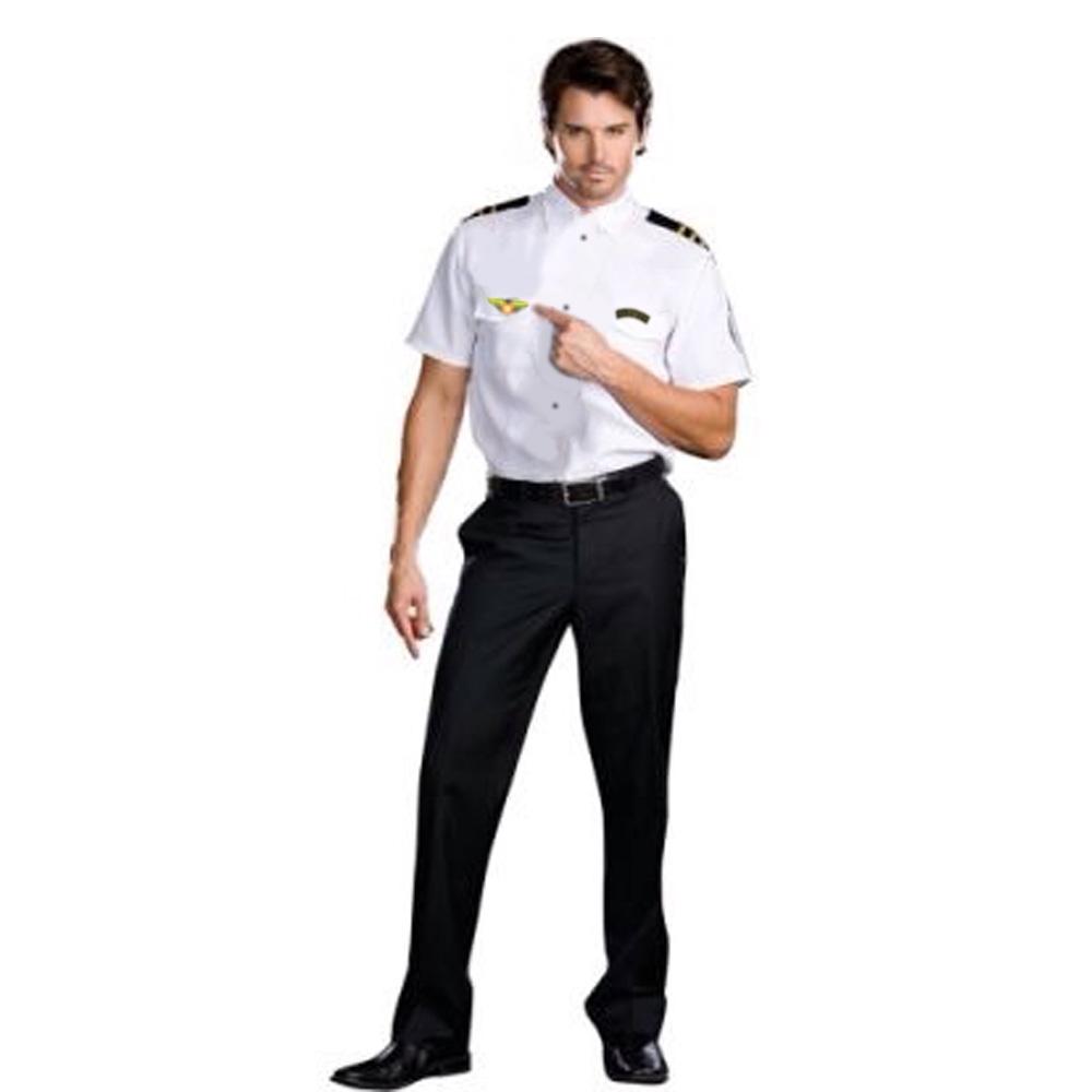 Fantasia Aviador Piloto - Adulto