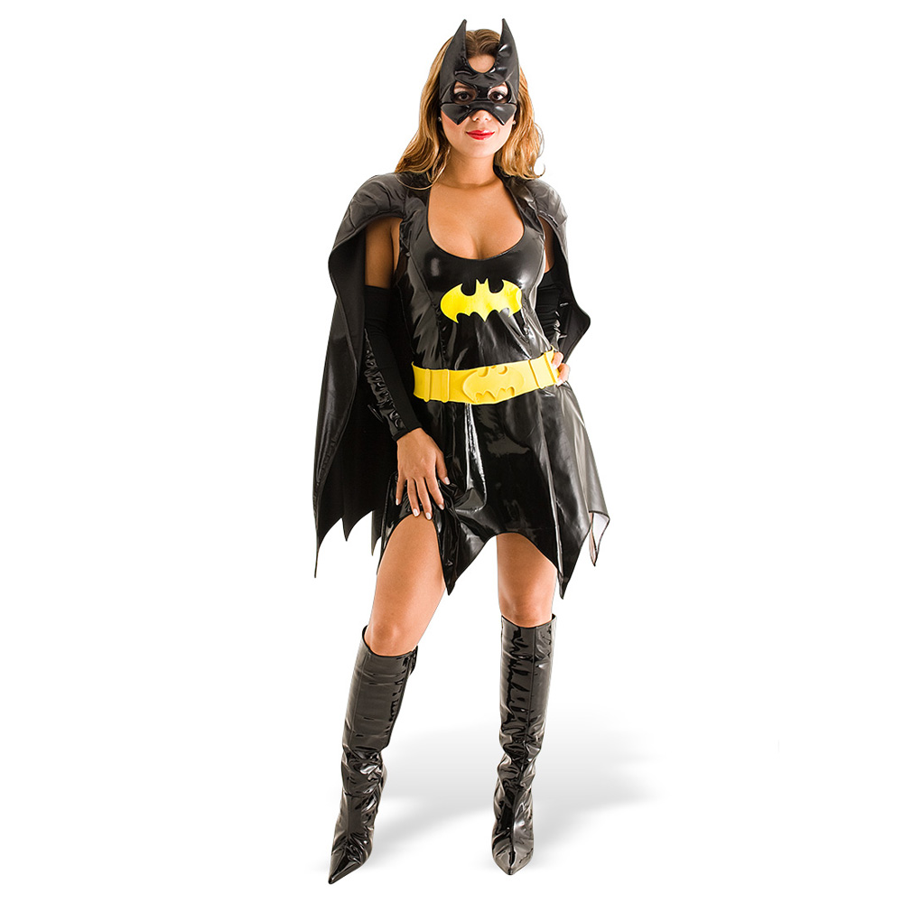 Fantasia BatGirl - Heat Girls - Adulto