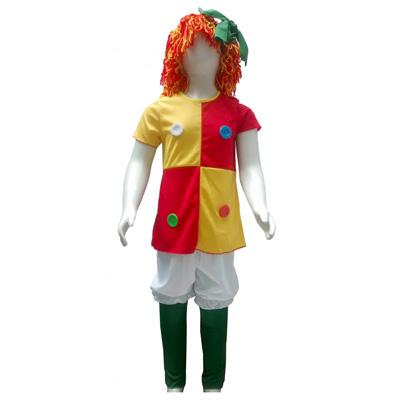 Fantasia Boneca de Pano - Infantil