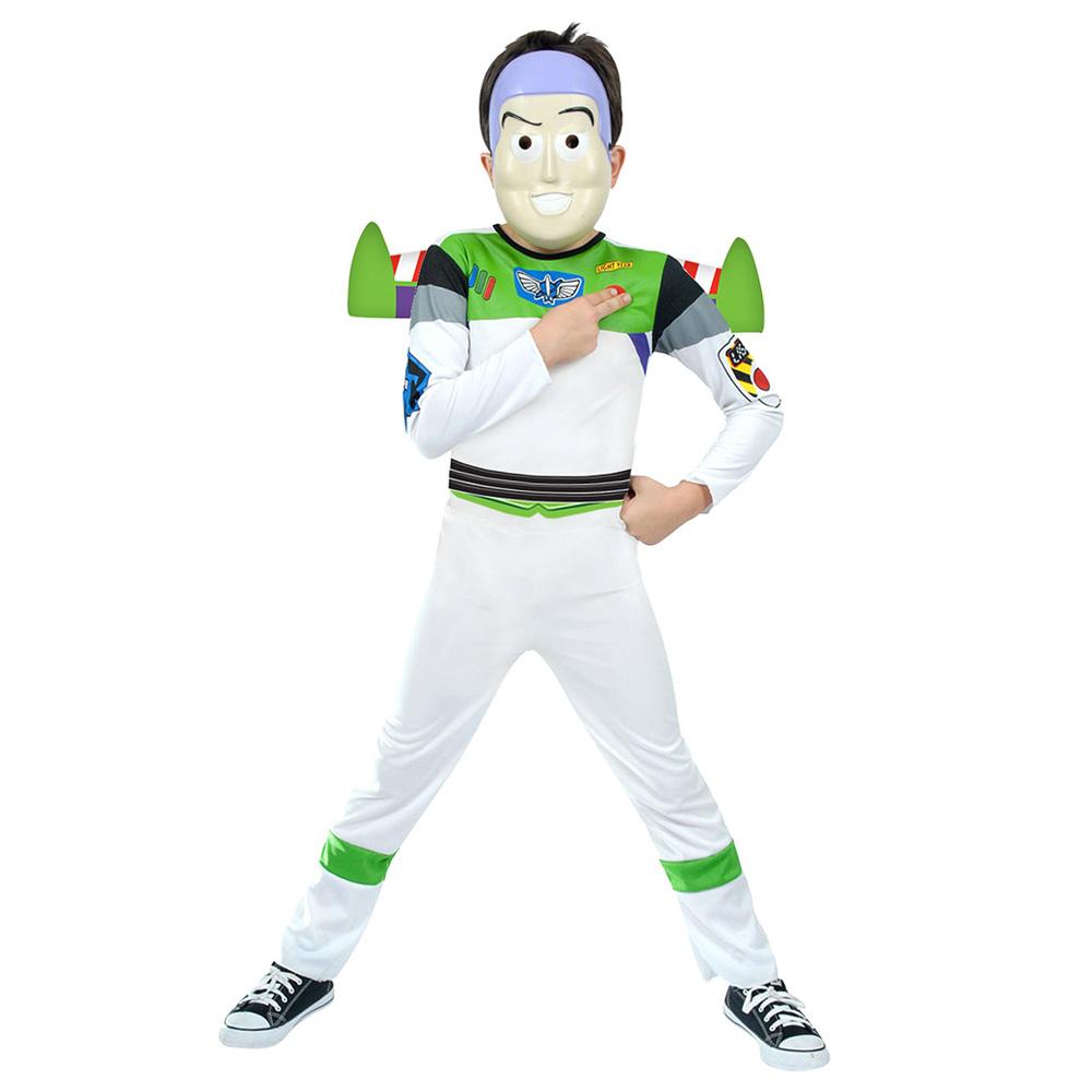 Fantasia Buzz Lightyear da Disney Pixar modelo Longo - Infantil