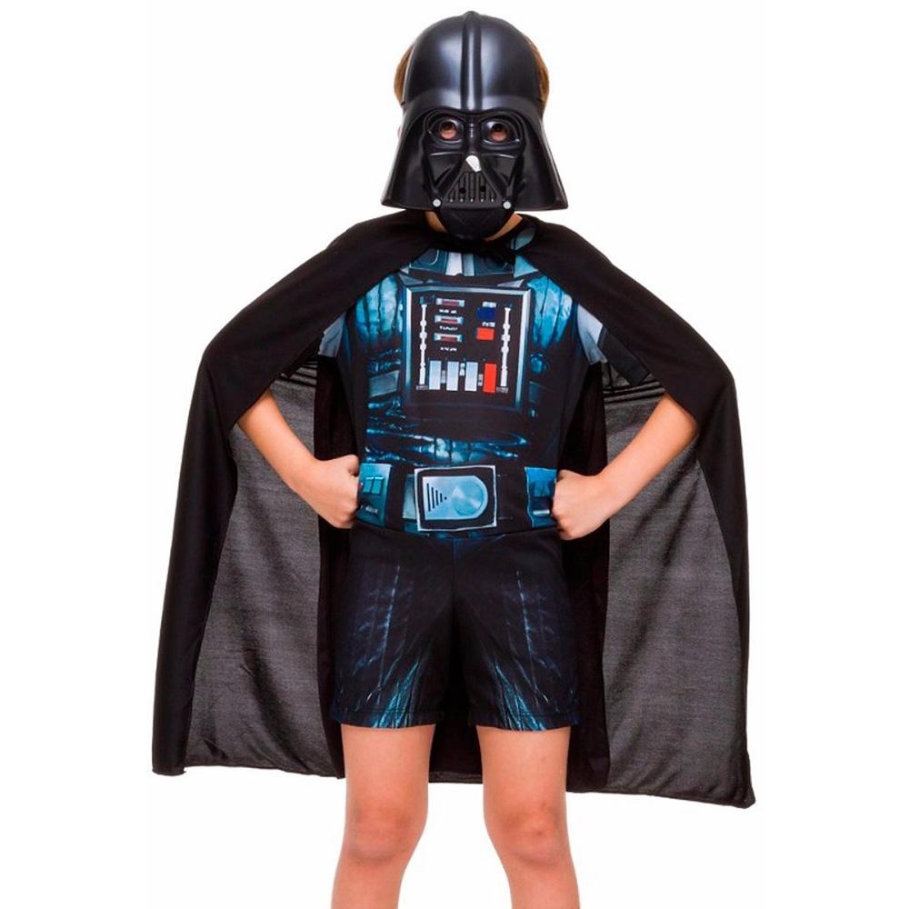 Fantasia Darth Vader Mascarade Star Wars - Infantil