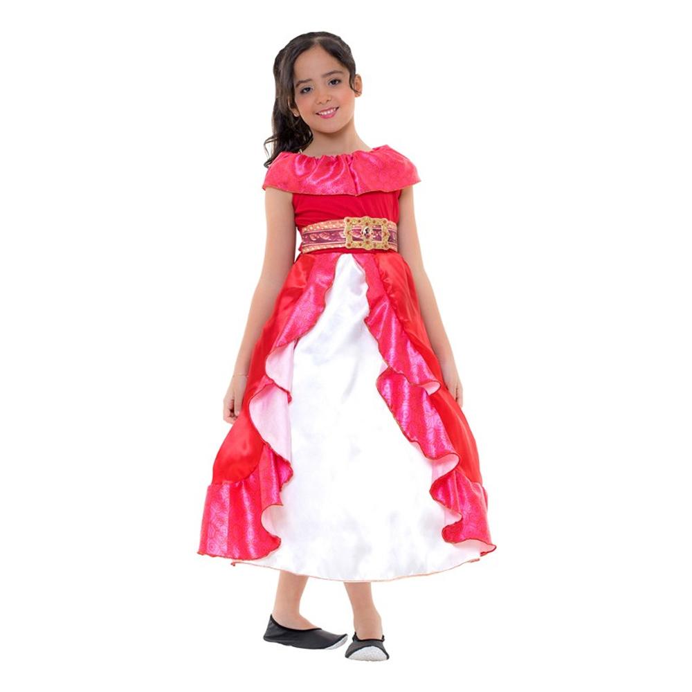 Fantasia Elena de Avalor Clássica - Infantil