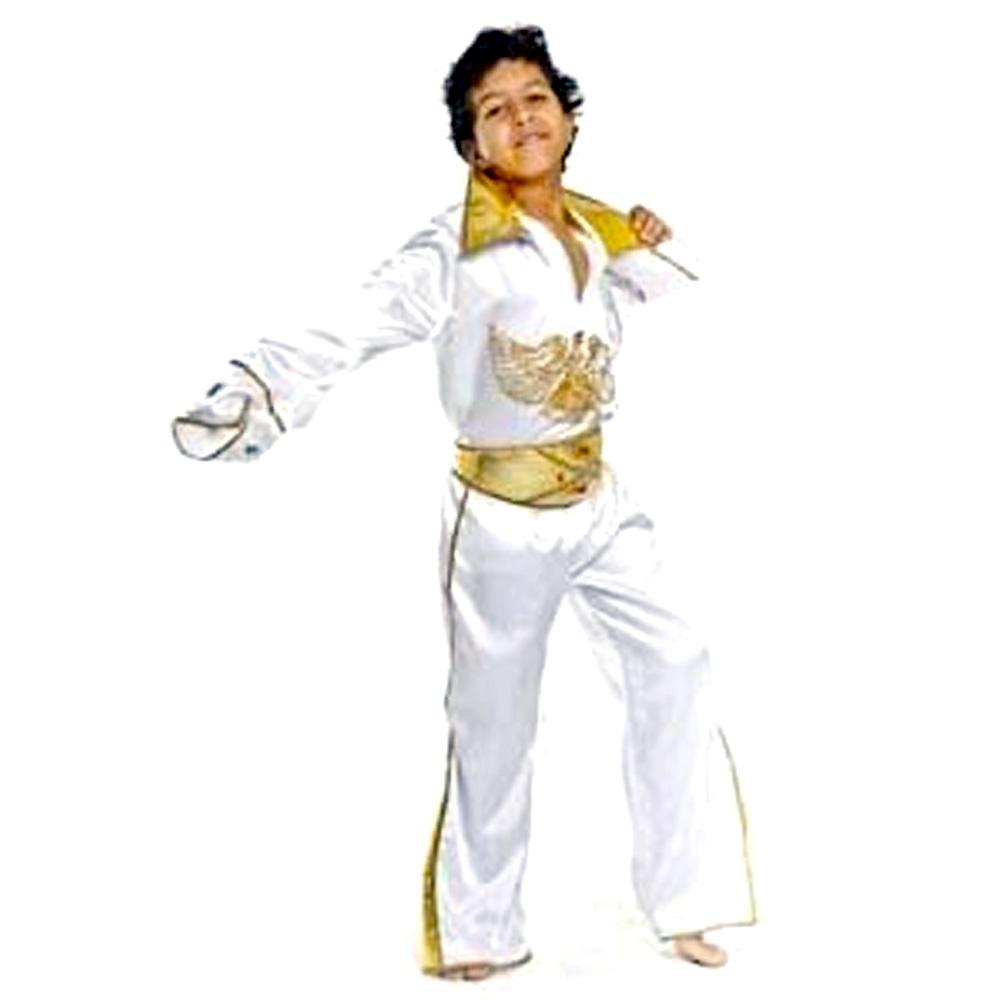 Fantasia Elvis Presley - Infantil