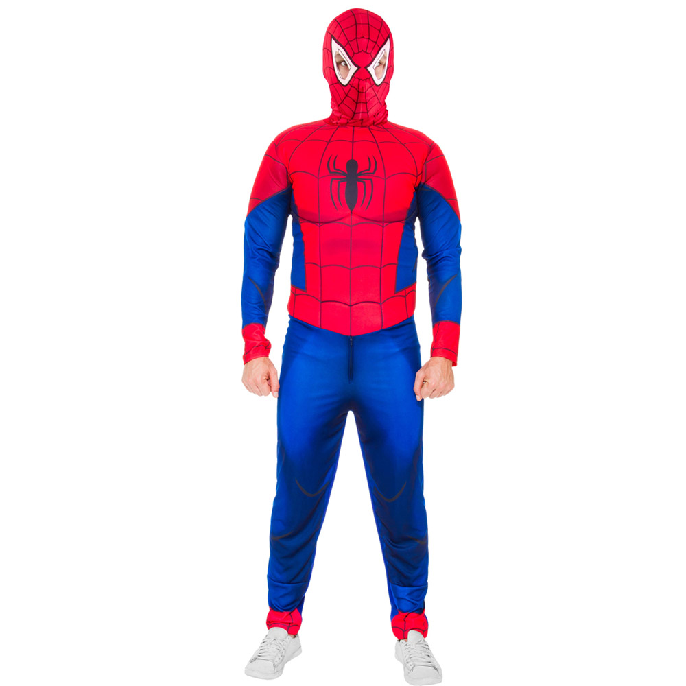 Fantasia Homem Aranha Ultimate - Adulto