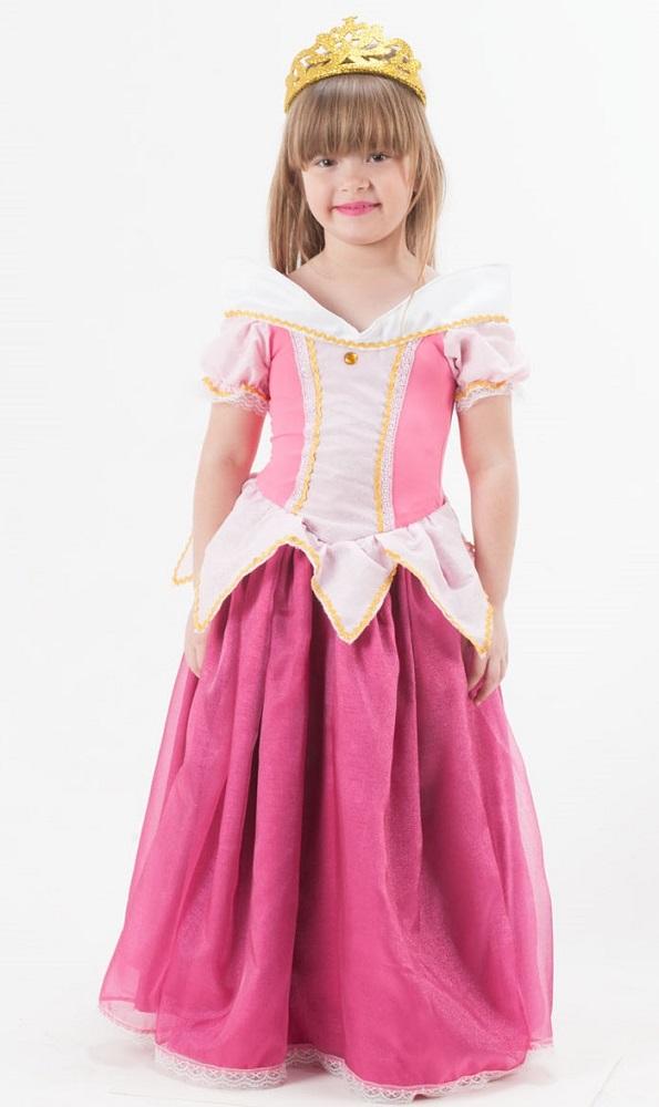Fantasia Princesa Bela Adormecida/Sonhadora - Infantil