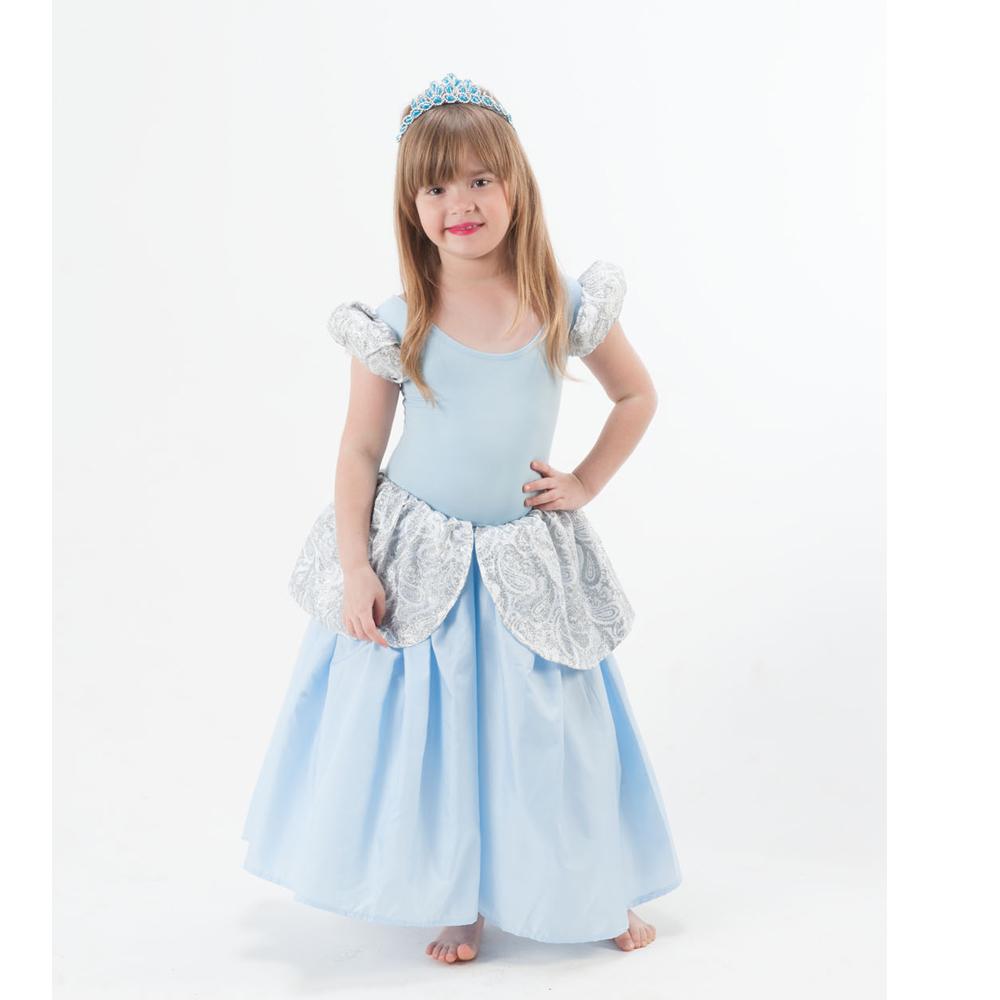 Fantasia Princesa Cinderela/Ane - Infantil