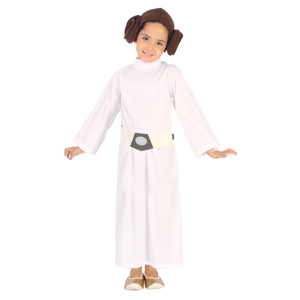 Fantasia Princesa Leia Star Wars