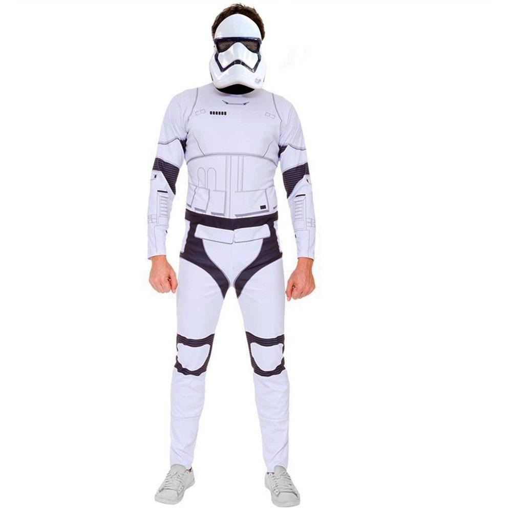 Fantasia StormTrooper Star Wars - Adulto