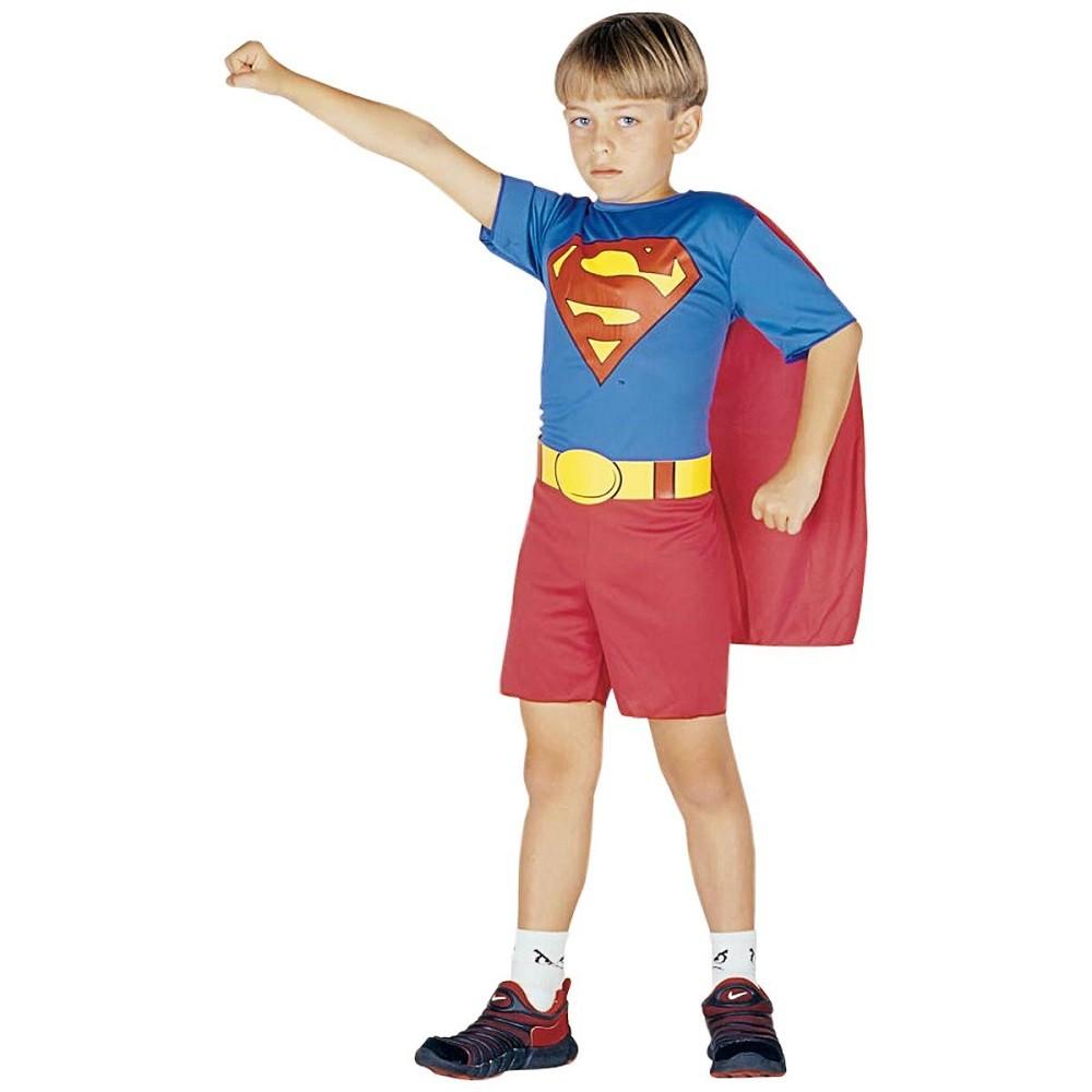 Fantasia Super Homem Pop - Infantil