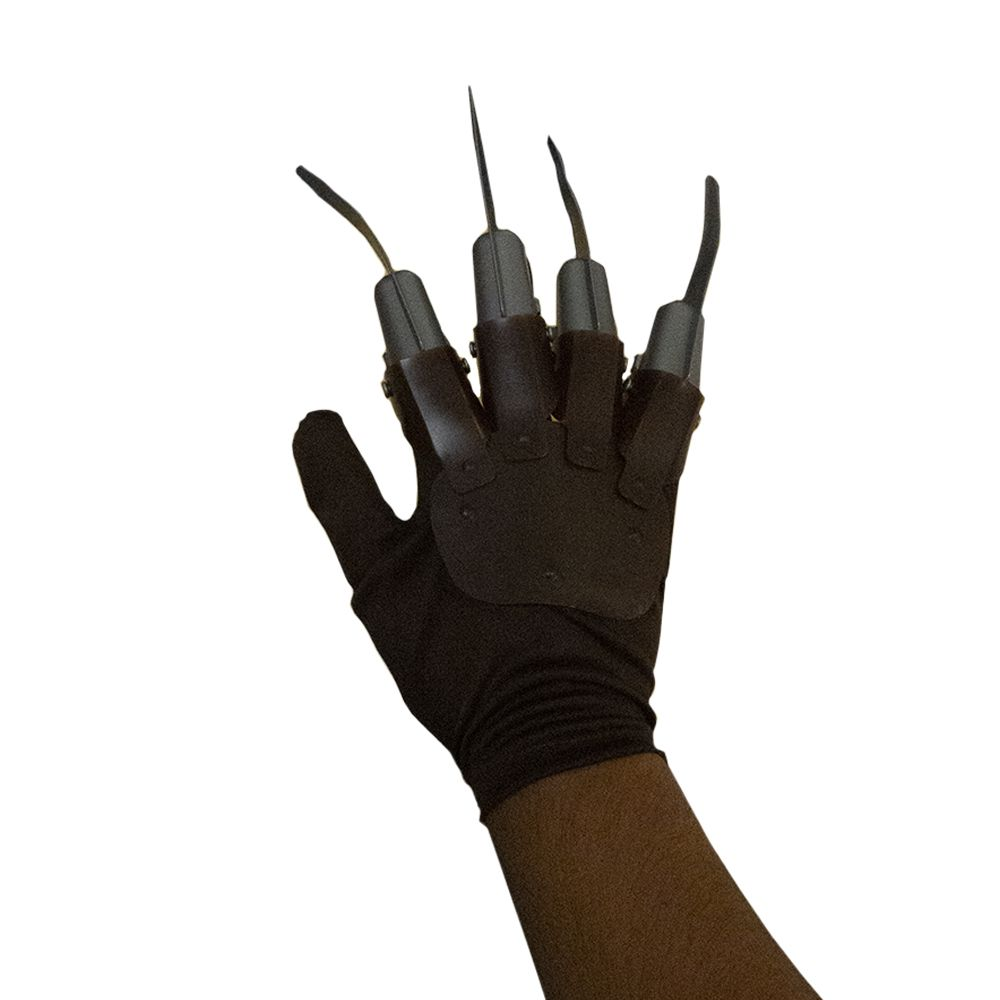 Luva Freddy Krueger Filme de Terror
