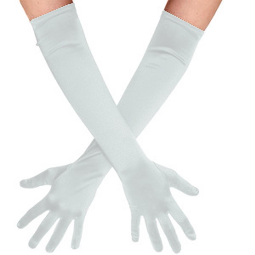 Luva Tecido Com Dedo 40cm Adulto