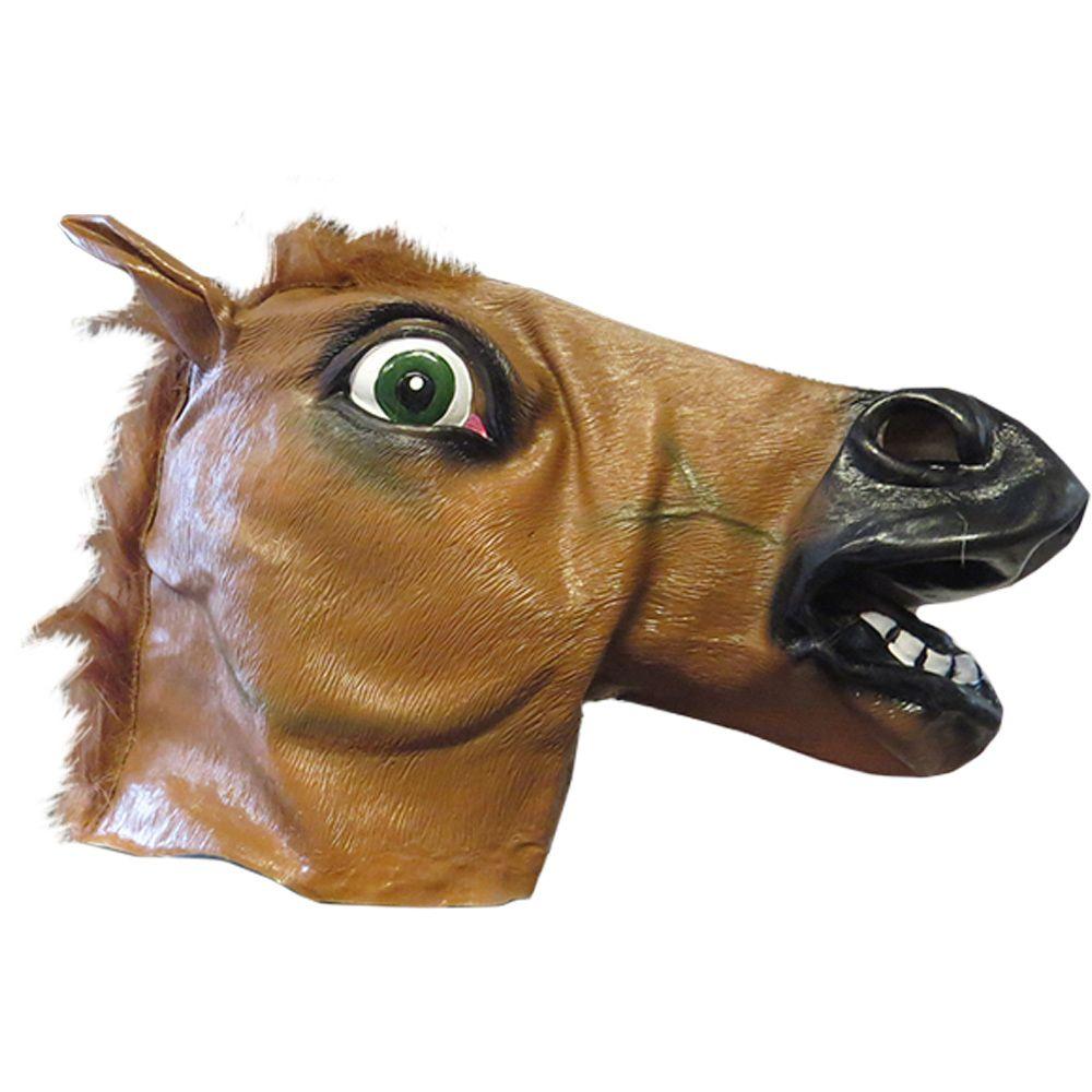 Máscara Cavalo Luxo