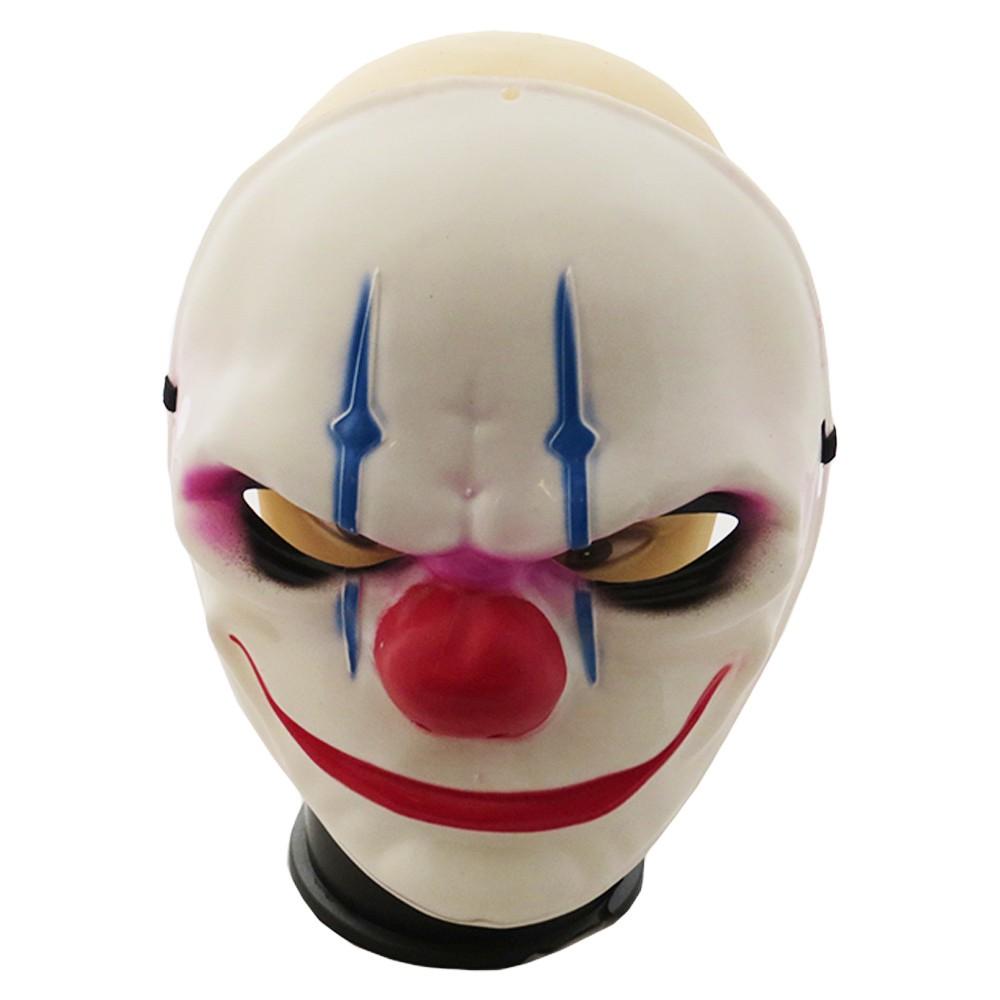 Máscara Palhaço Halloween