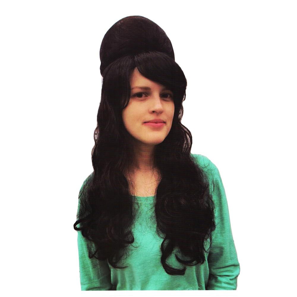 Peruca Amy Winehouse Super Luxo