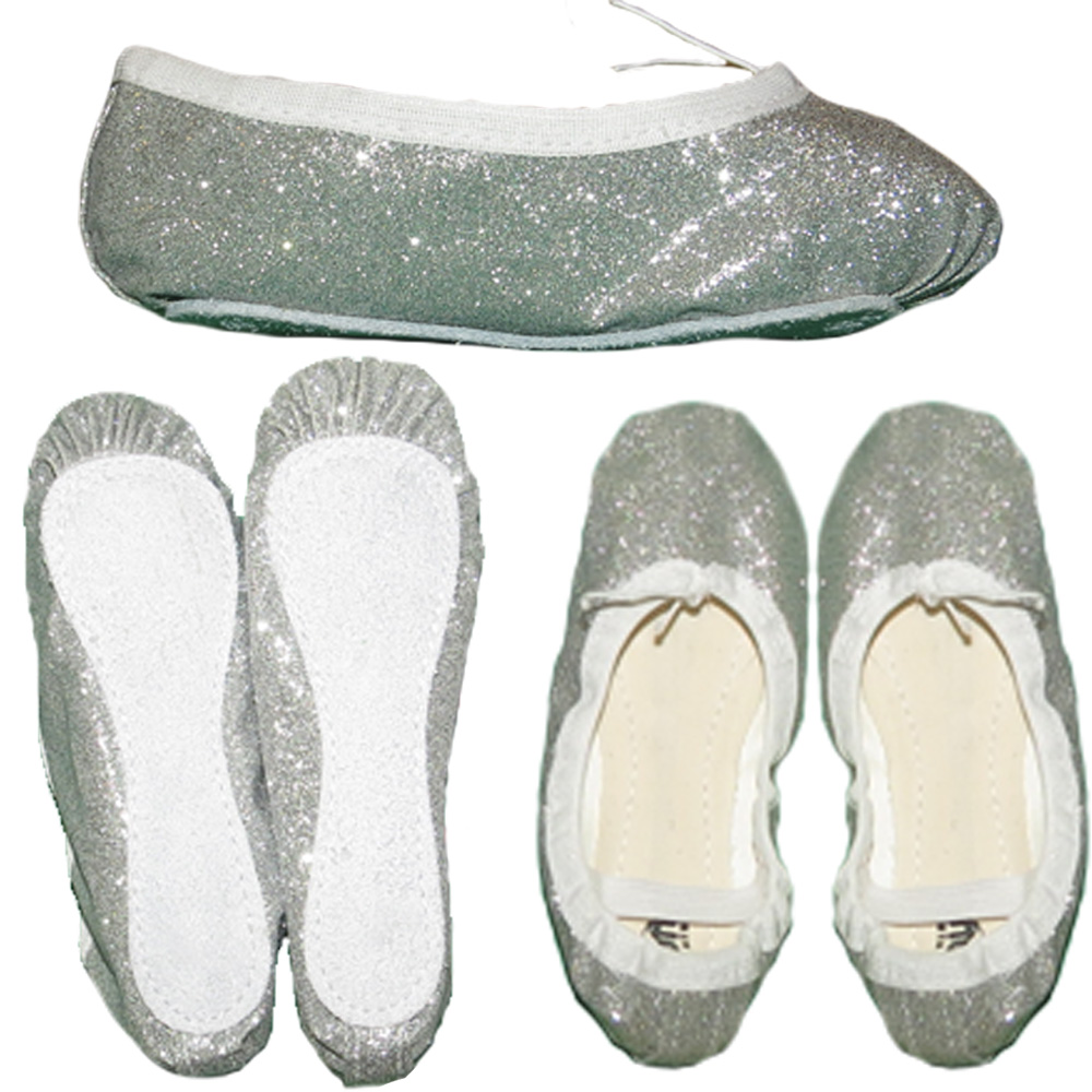 Sapatilha Ballet Glitter