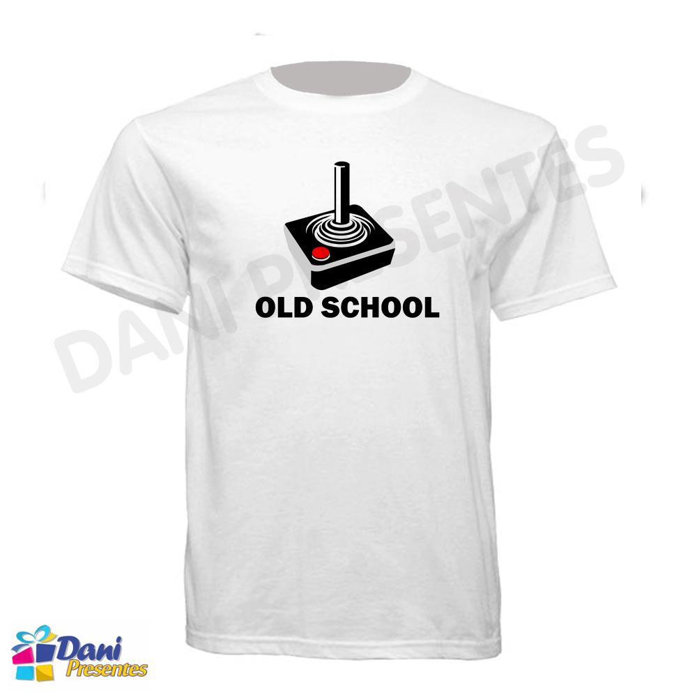 Camiseta Atari Joystick - Old School